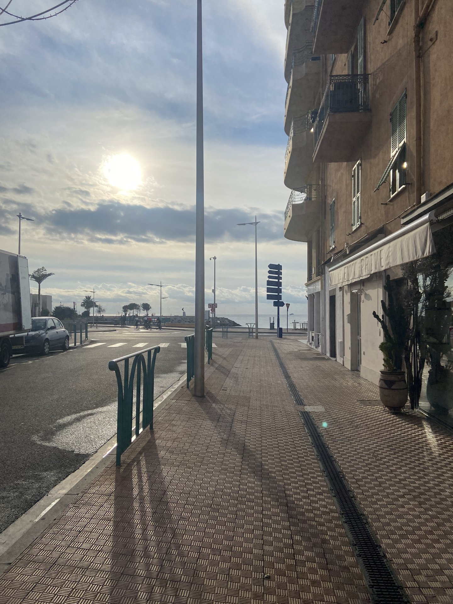 Vendita Buona entrata - Mentone (Menton) Piétonne