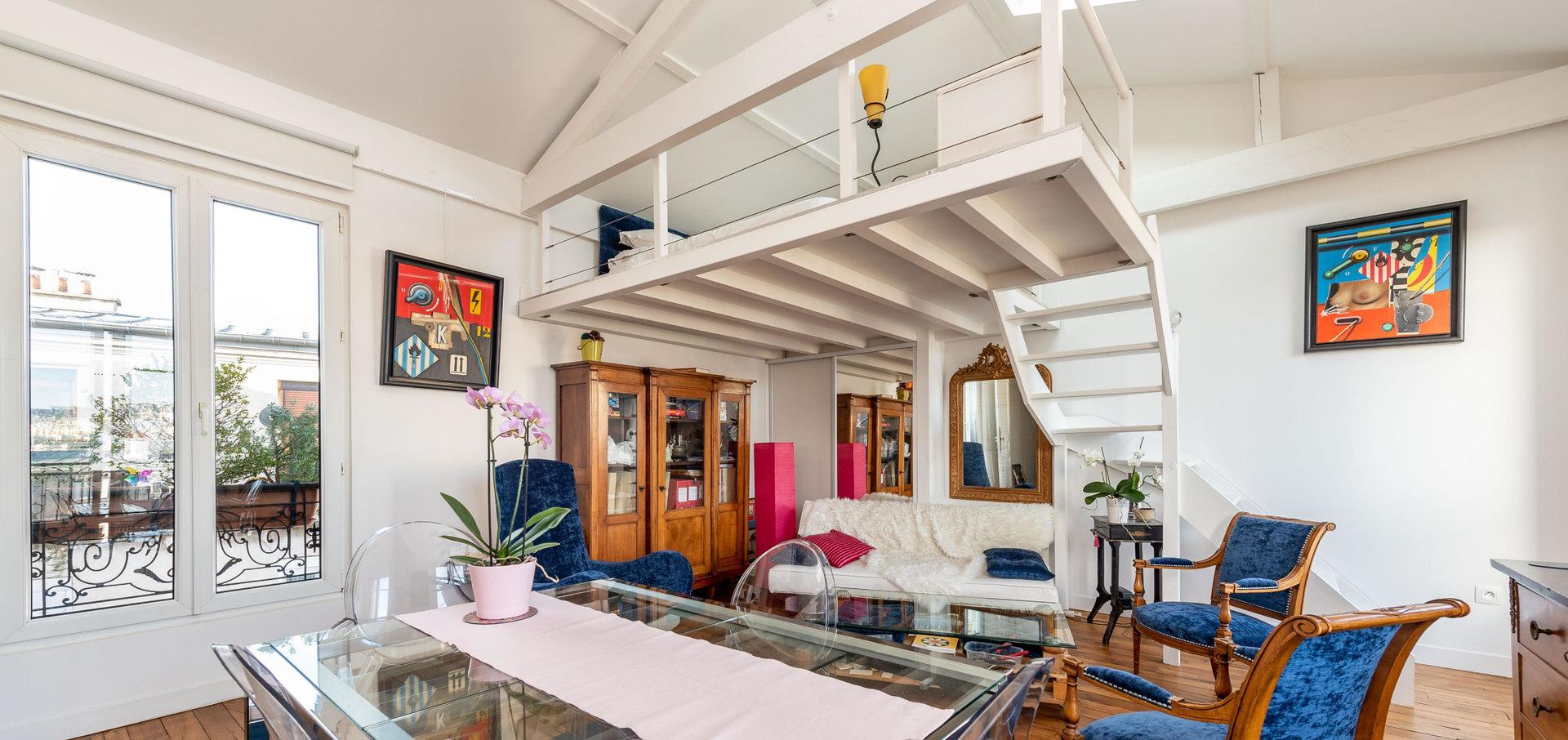 Vente Appartement - Paris 17ème Batignolles