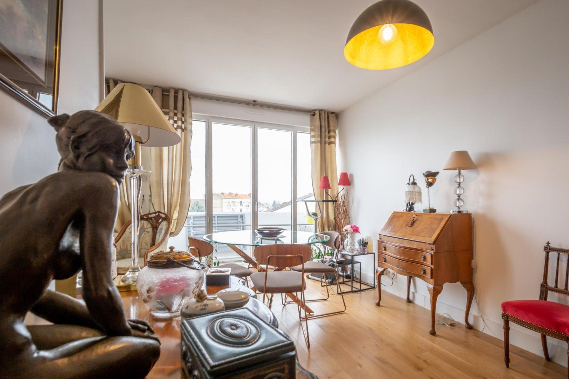 Appartement 2/3P Coeur de Ville