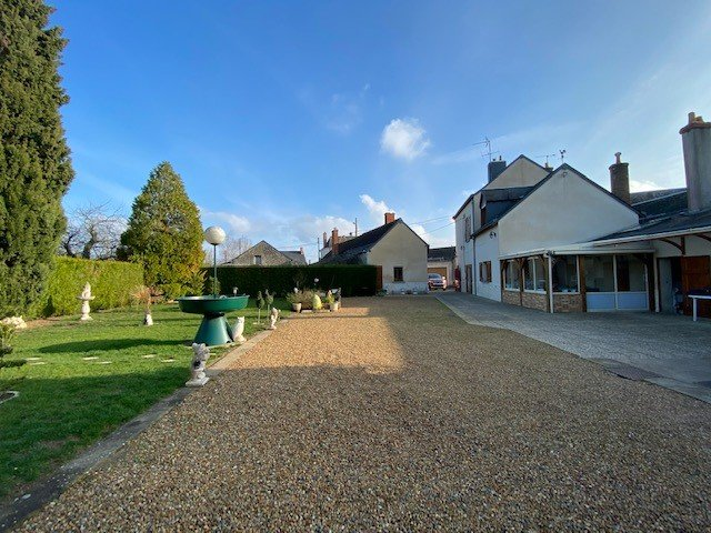 Sale Village house - Channay Sur Lathan