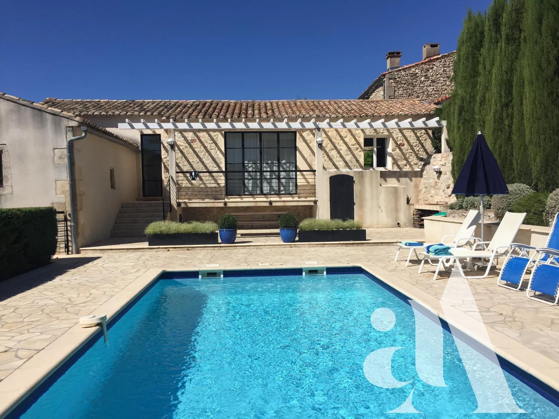 HOUSE WITH VIEW MAUSSANE-LES-ALPILLES