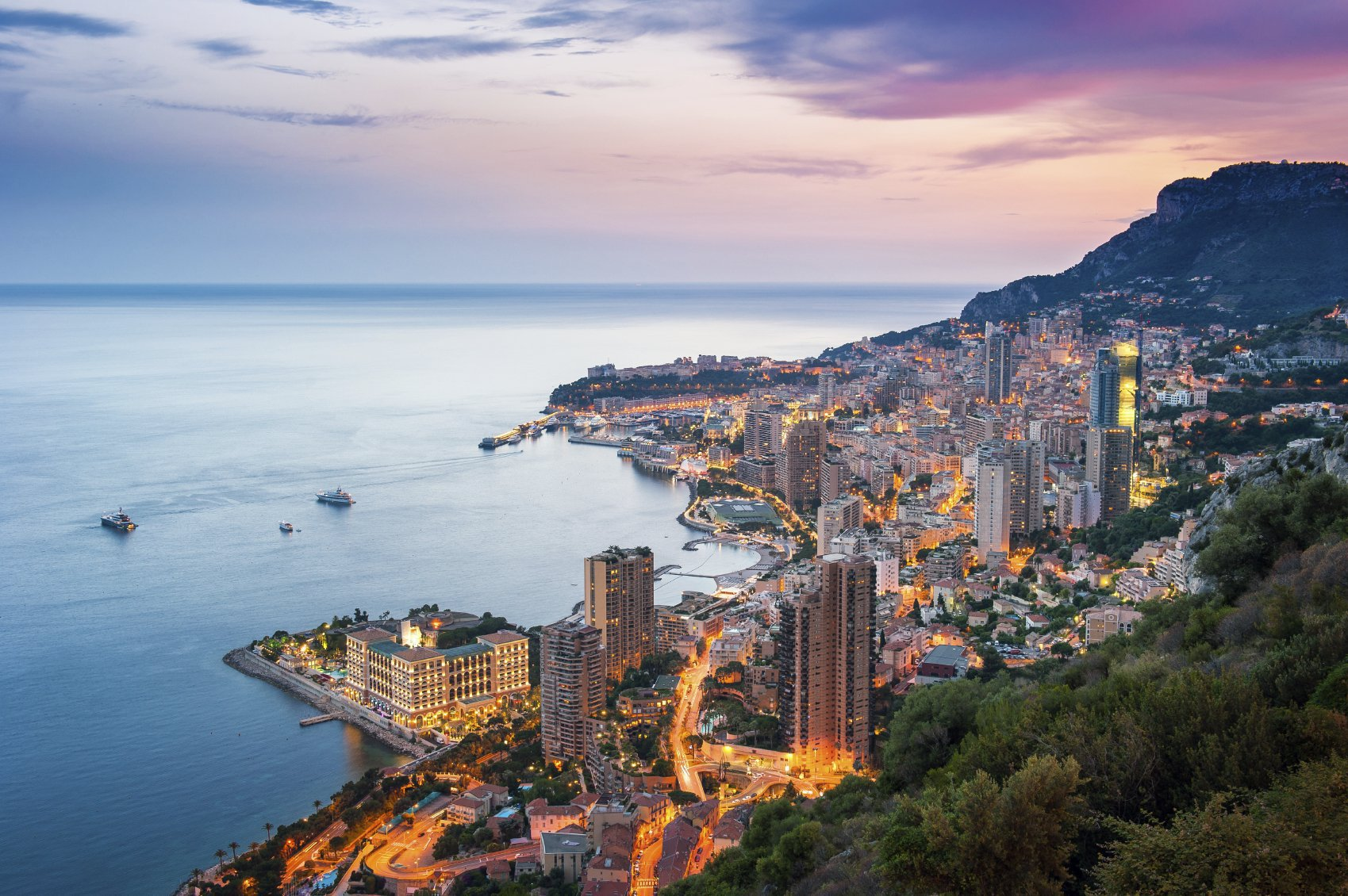 BEAUSOLEIL - Frecnh Riviera - Luxury 2 Bed - Sea view