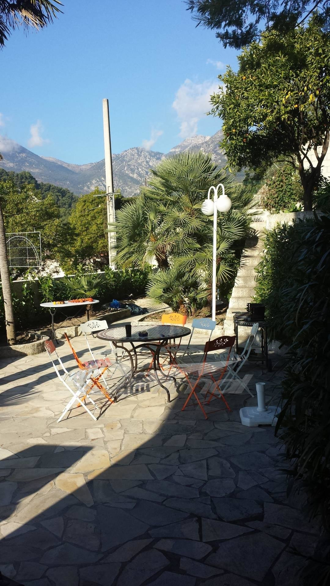 LOCATION petit 3P VIDE en VILLA  - BAS DU VAL DE GORBIO