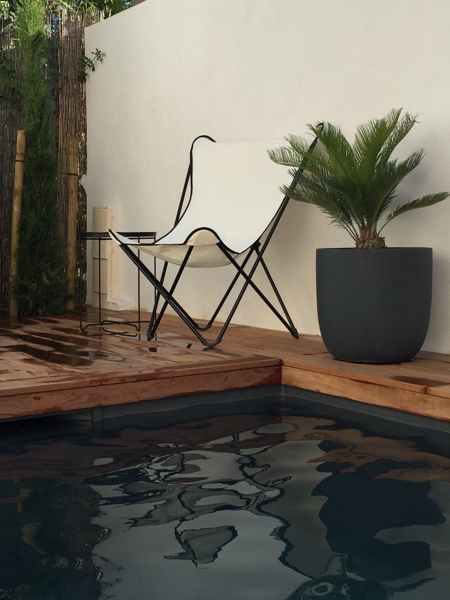 charmante maison avec piscine à 10 mn du centre