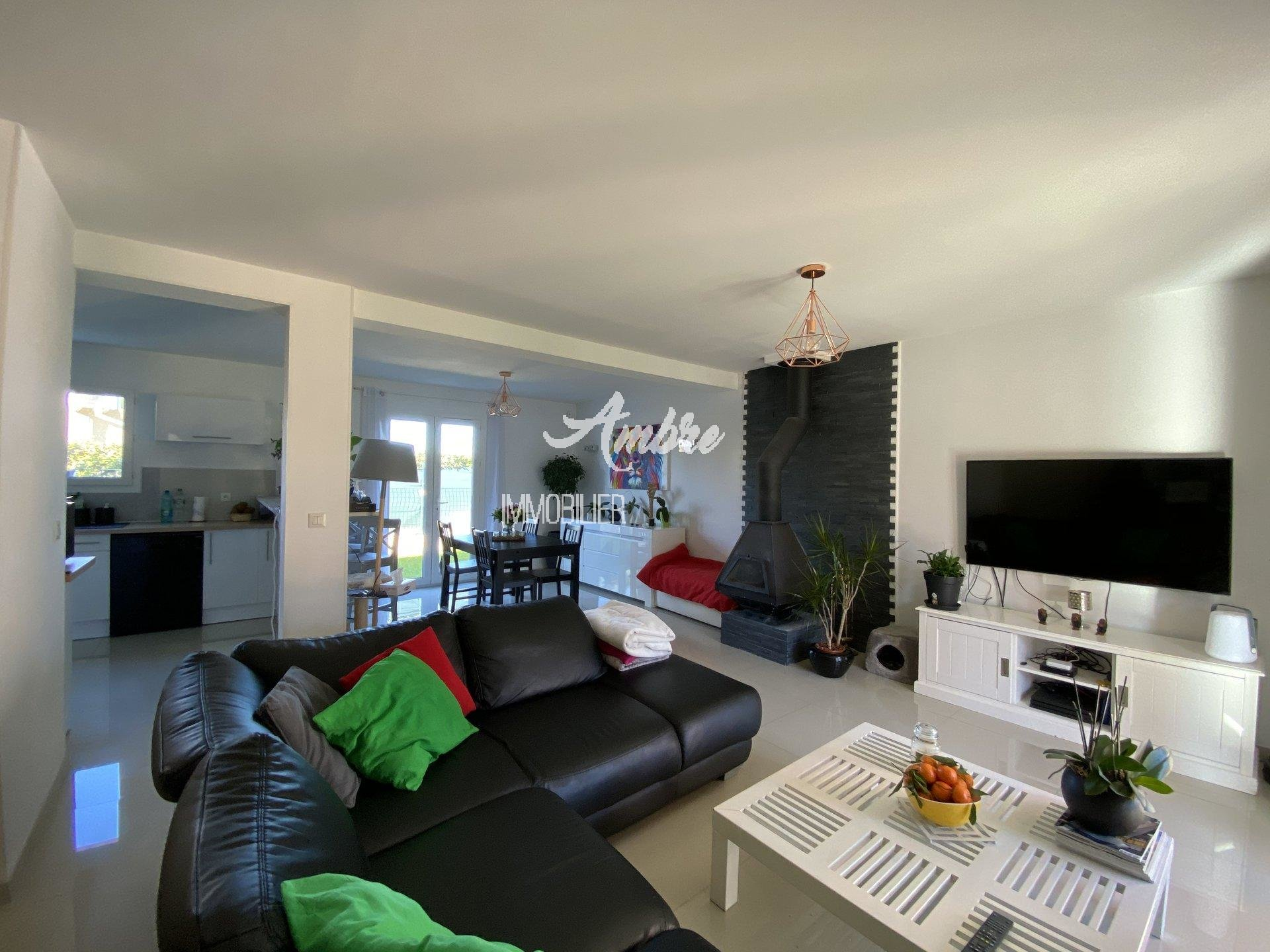 CHABEUIL MAISON 93M² TYPE 5