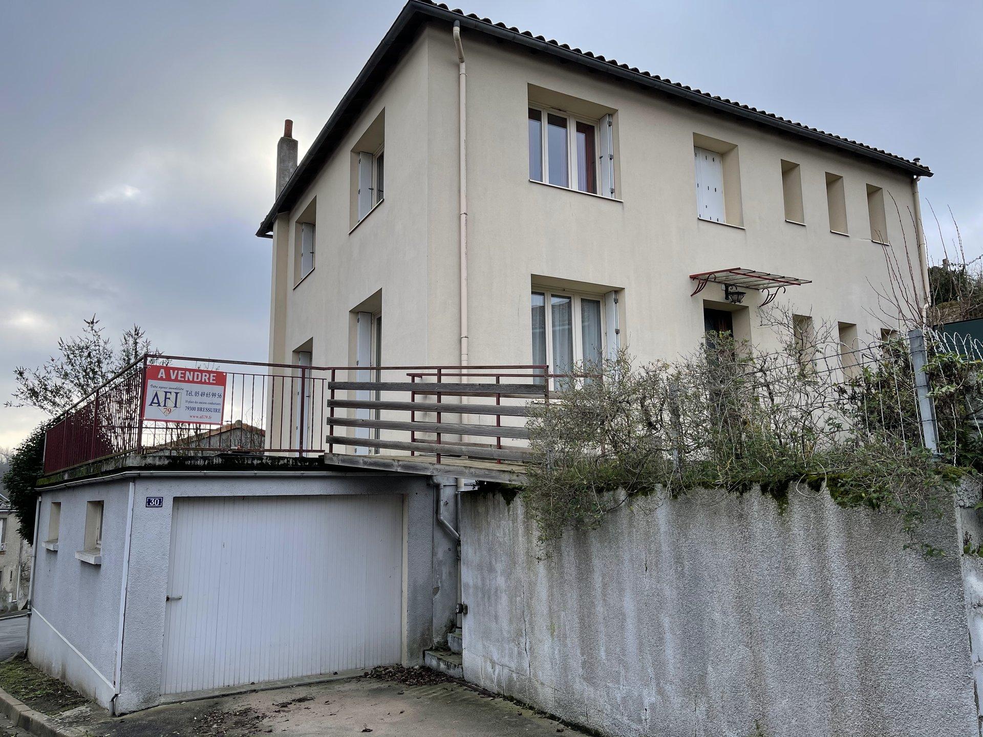 Maison Quartier Historique D'Argenton.