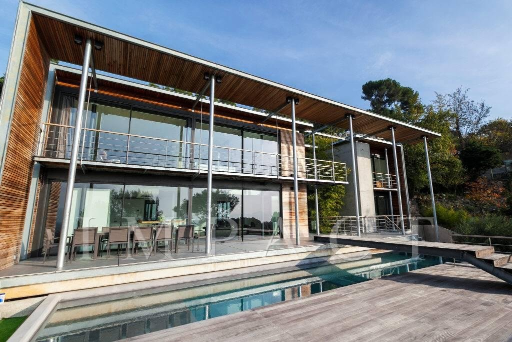 CANNES SPLENDIDE VILLA CONTEMPORAINE