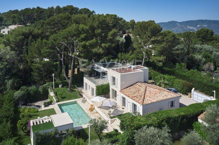 Purchase/Sale Villa Mougins French Riviera