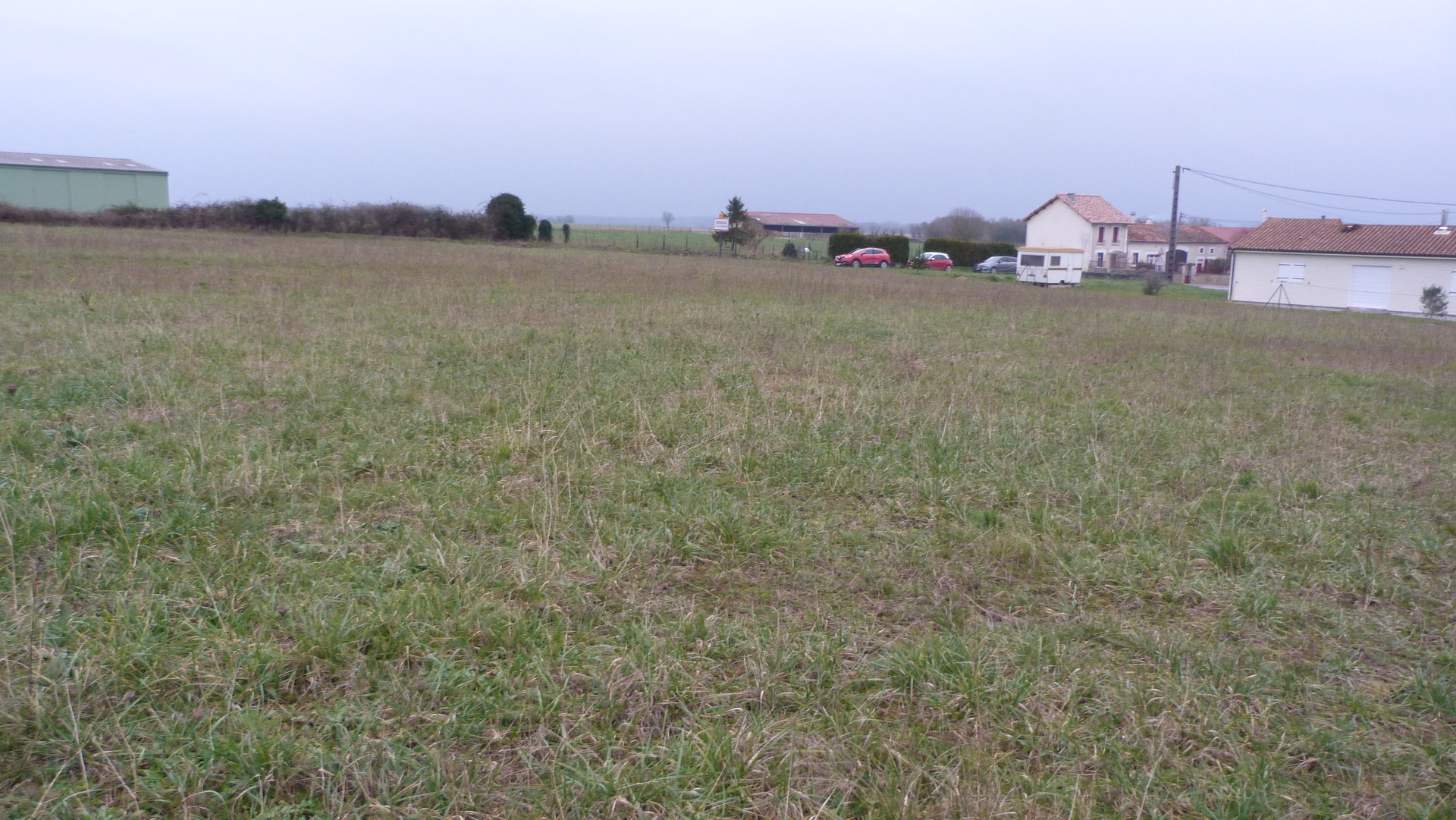 Terrain de 9624 m² dont 2624 m² constructible