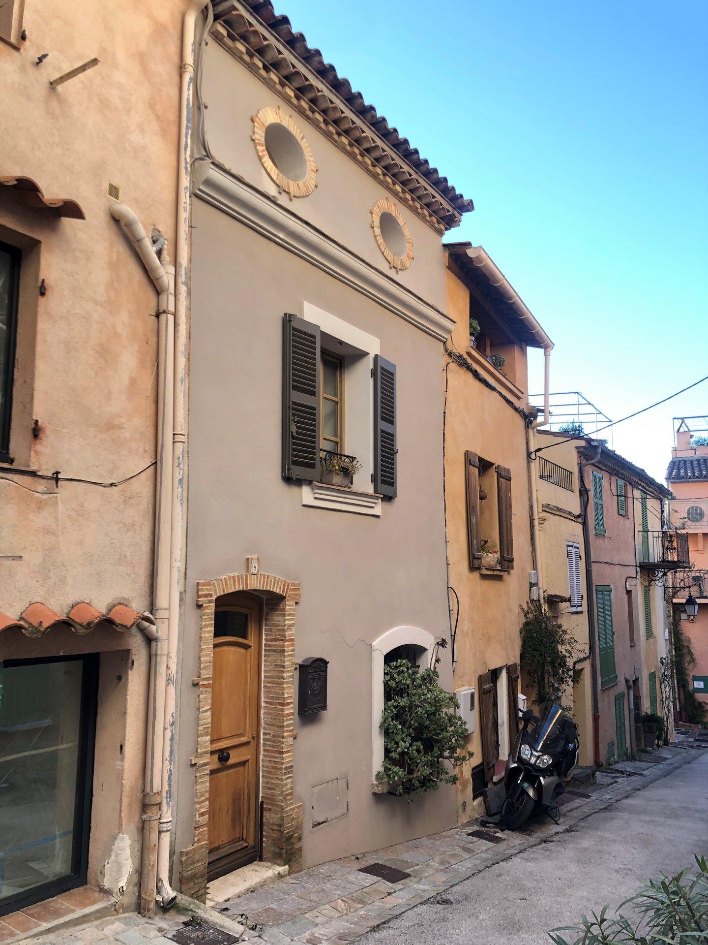 Rental Village house - Cogolin