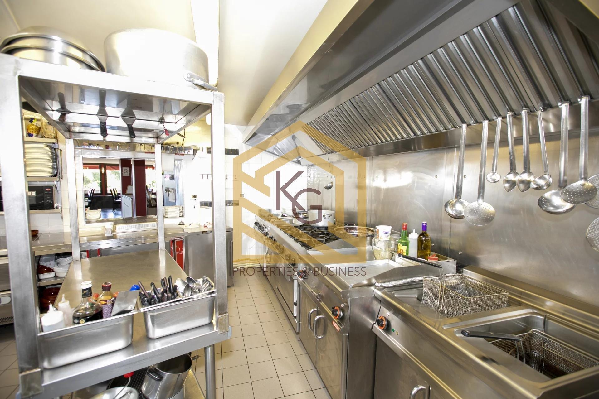 A vendre Hôtel restaurant sur la Côte d'Azur