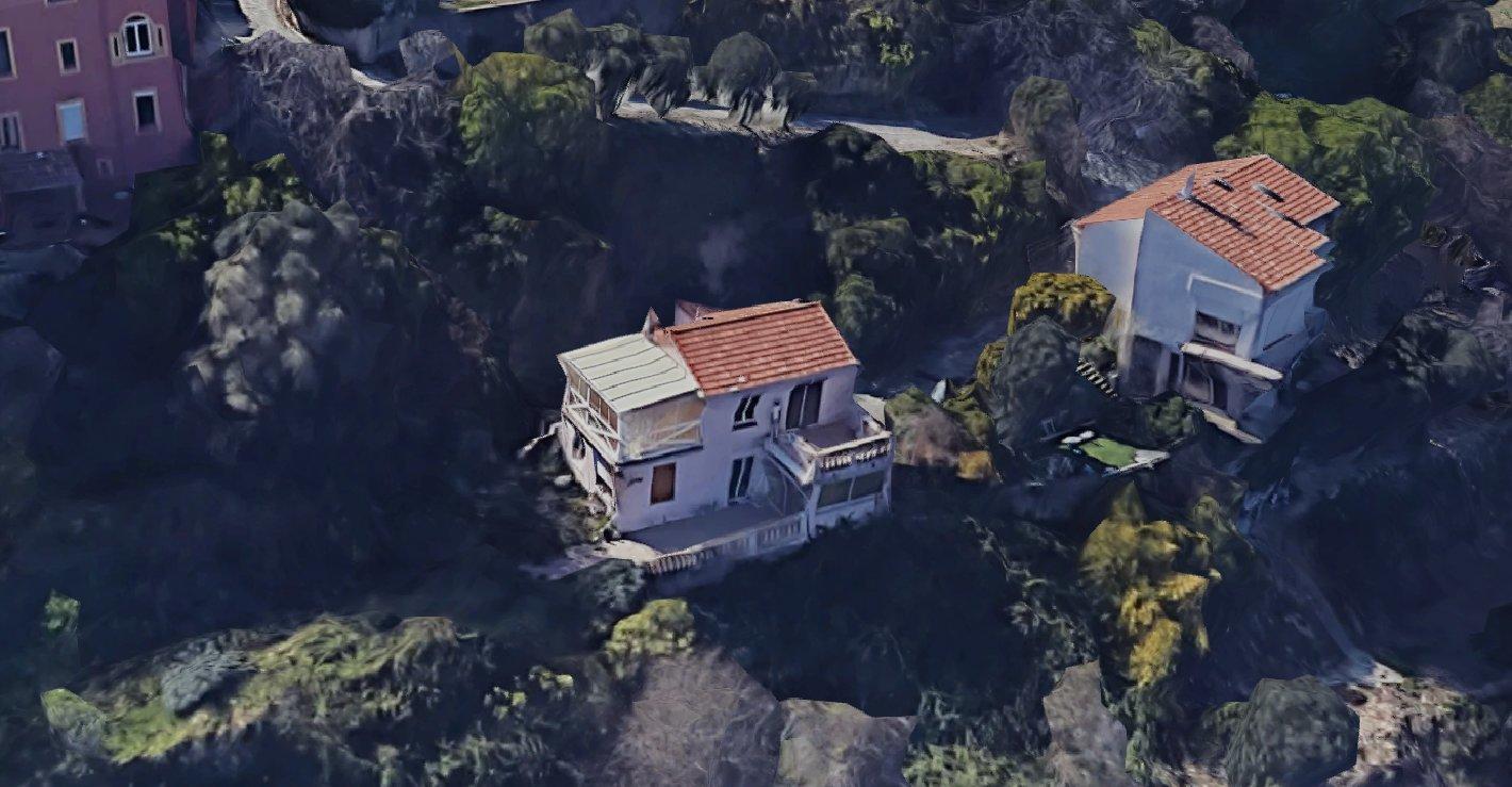 Maison individuelle vue mer + 400m² de constructibilité supplémentaire