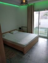 A louer un Appartement S+1  meublé  aux jardins de carthage