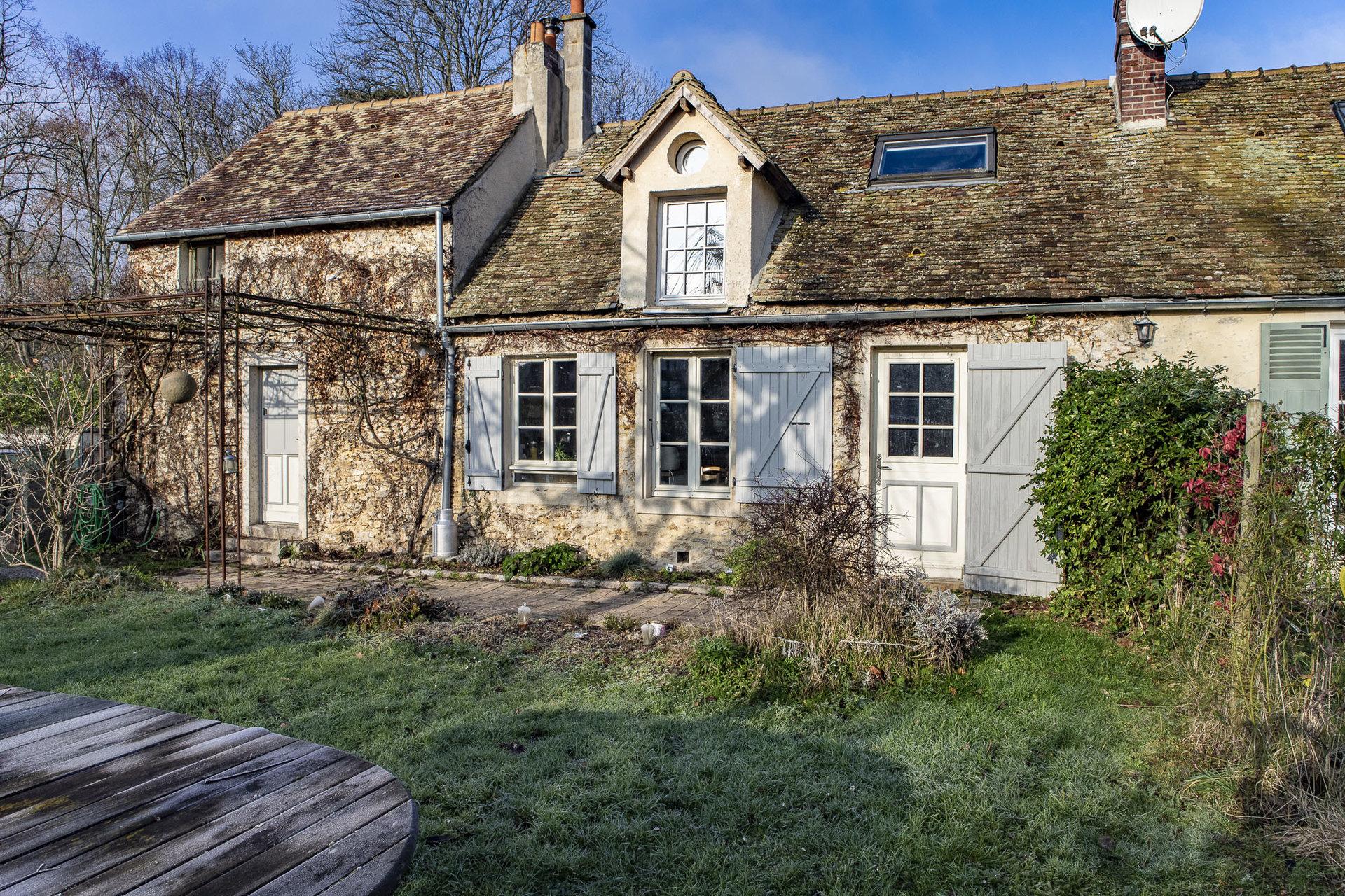 maison ancienne à Galluis