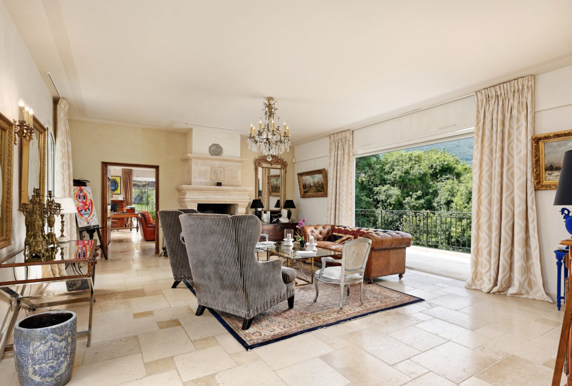Hauteurs de Cannes - Grasse le Peyloubet - Villa 540 m2