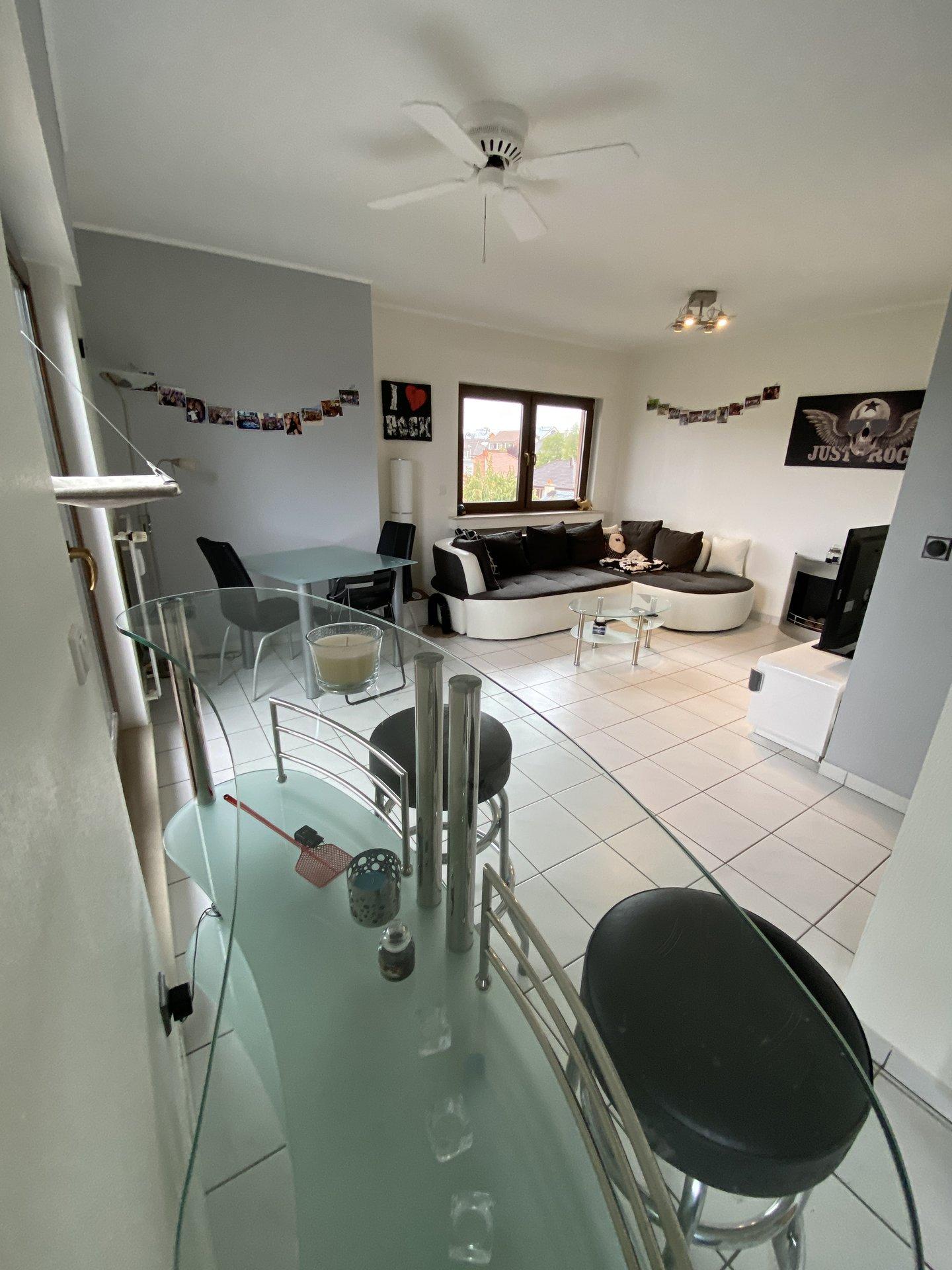 Bel appartement Dudelange 1 chambre