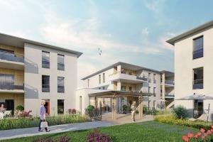 SAINT-JUST-SAINT-RAMBERT -Appartement T2 Neuf avec terrasse