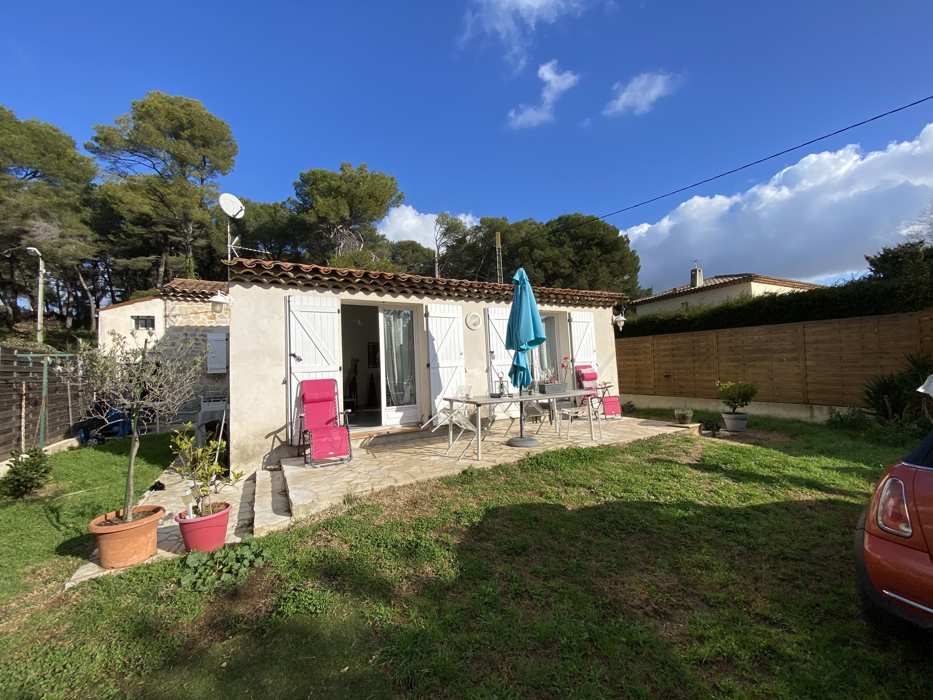 LE CANNET, 15 mn to CANNES, VILLA FOR SALE