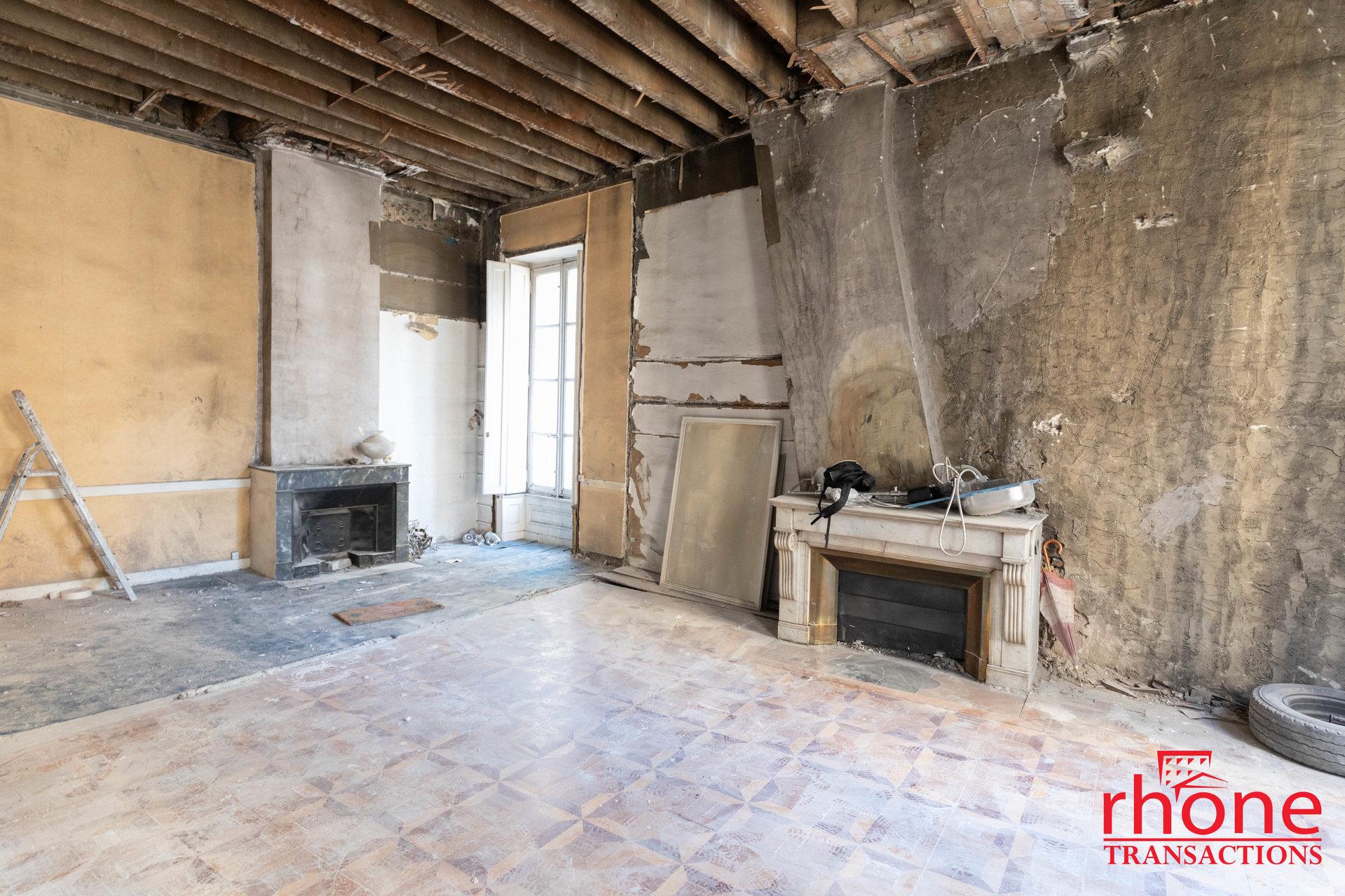Vente Appartement - Lyon 2ème Bellecour