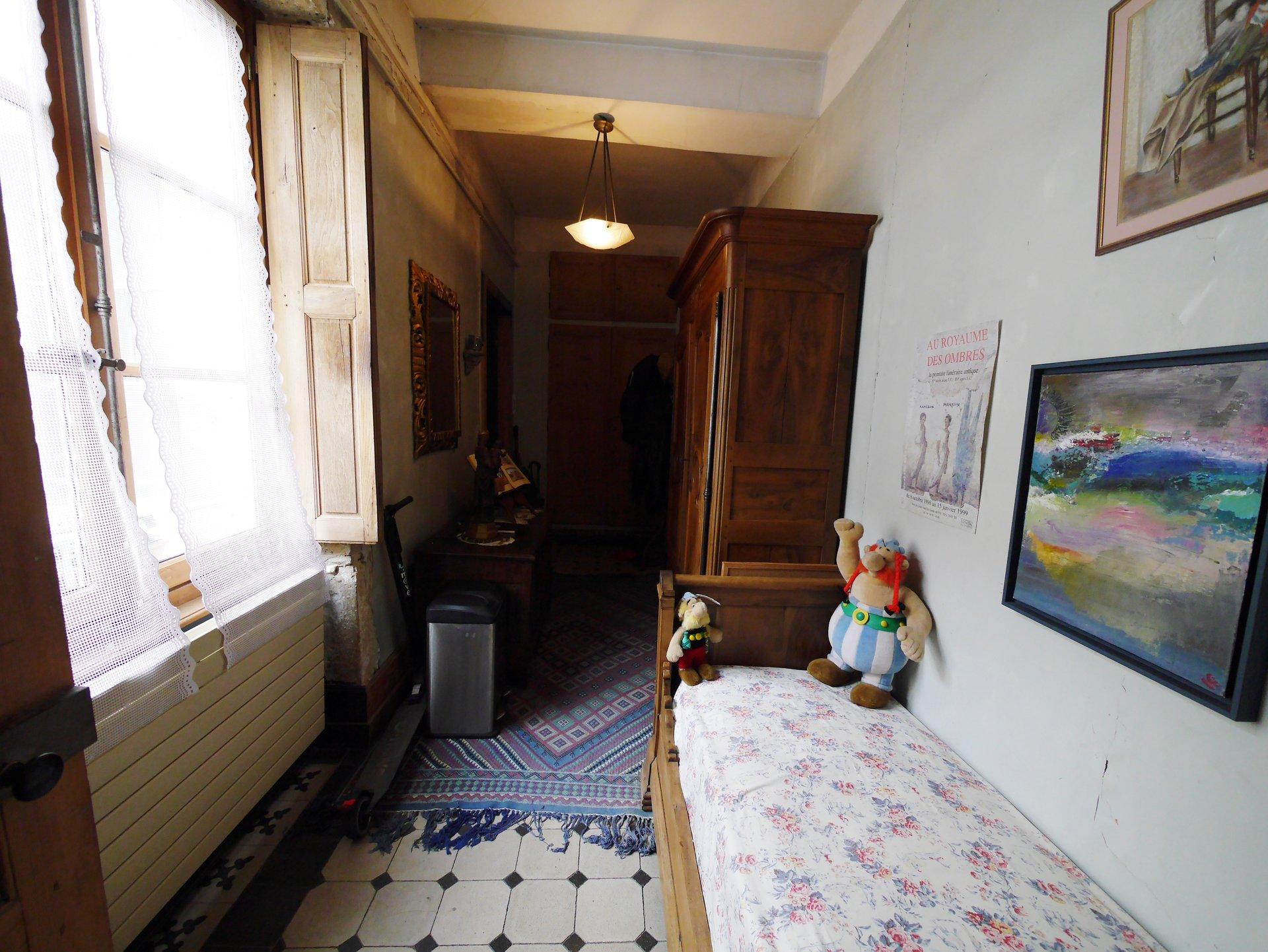 T4 de 130 m² en dernier étage avec ascenseur