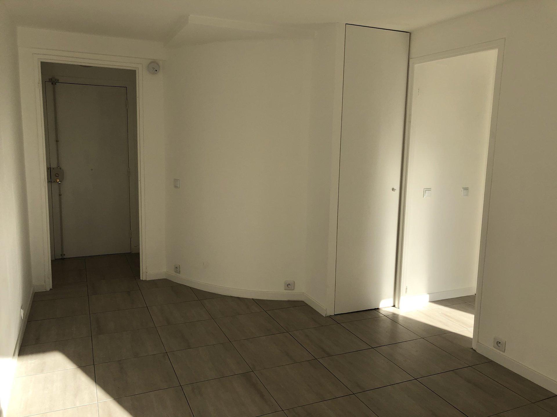 location Nice, studio 25.01m² situé secteur Vauban