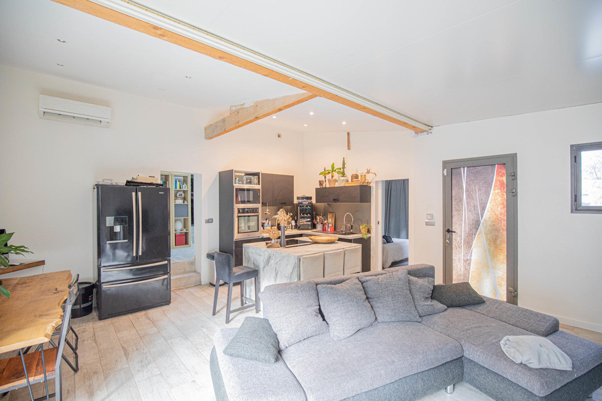 Le PETIT COCON - Maison de ville 80m2 + Terrasses+ Garage