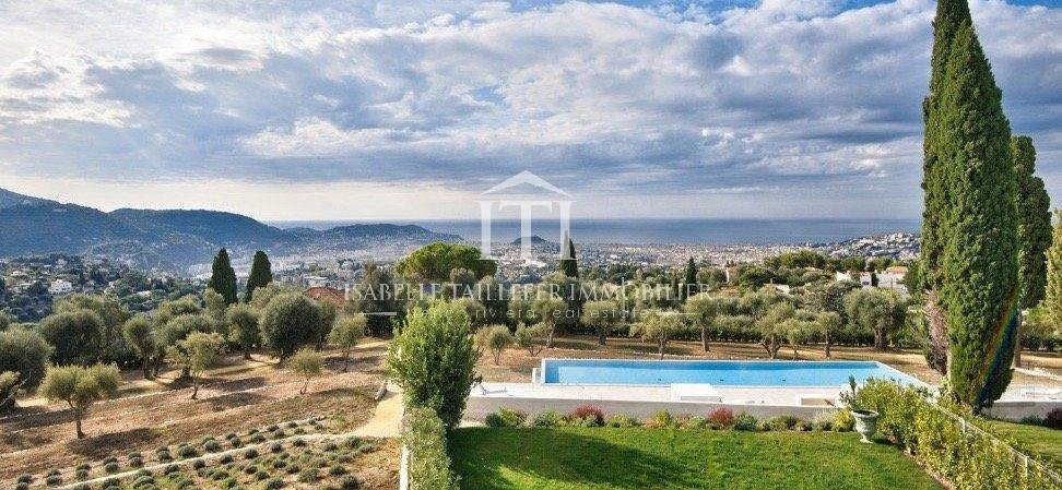 NICE - 4 ROOMS 108 m²  - TERRACE - SEE VIEW