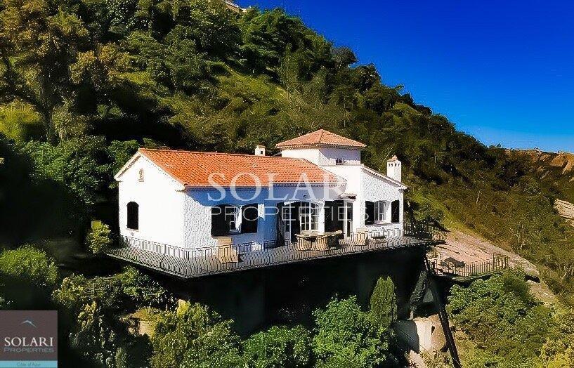 Villa à pied des plages de Théoule et La Napoule avec vue mer