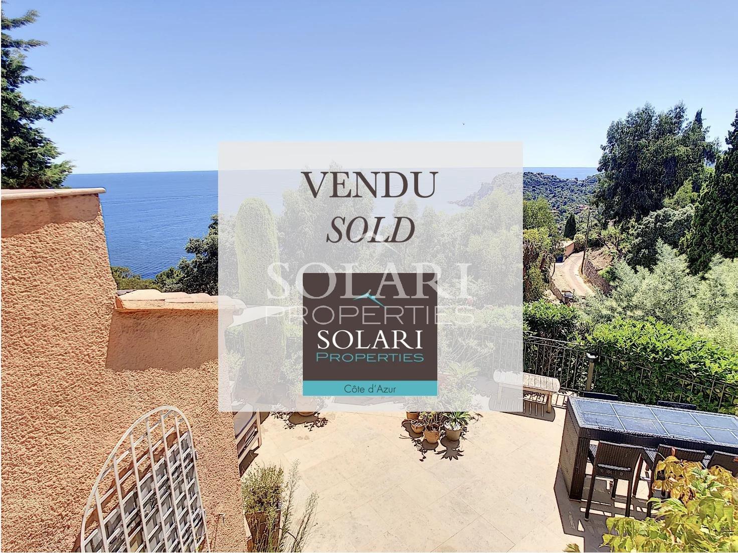 Splendid villa in Theoule sur Mer