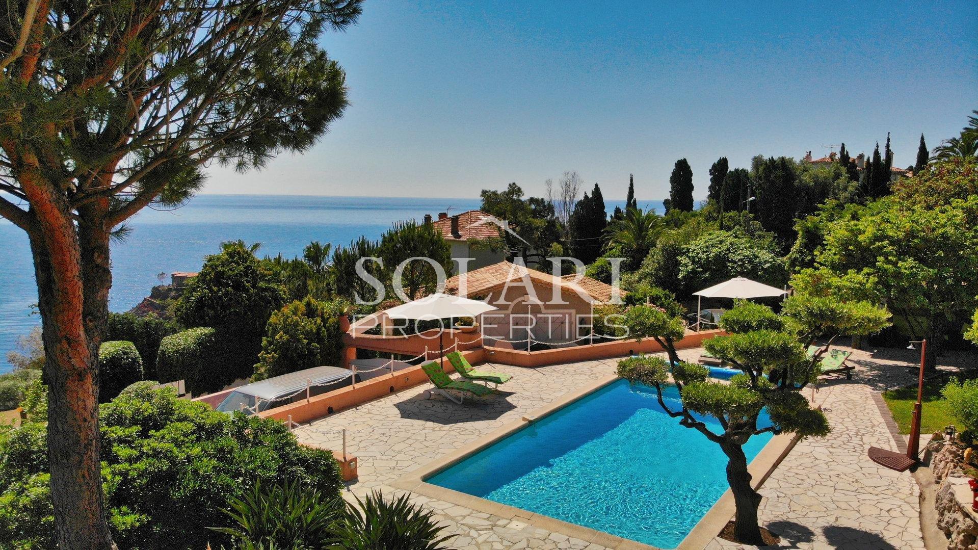 Villa avec piscine Le Trayas