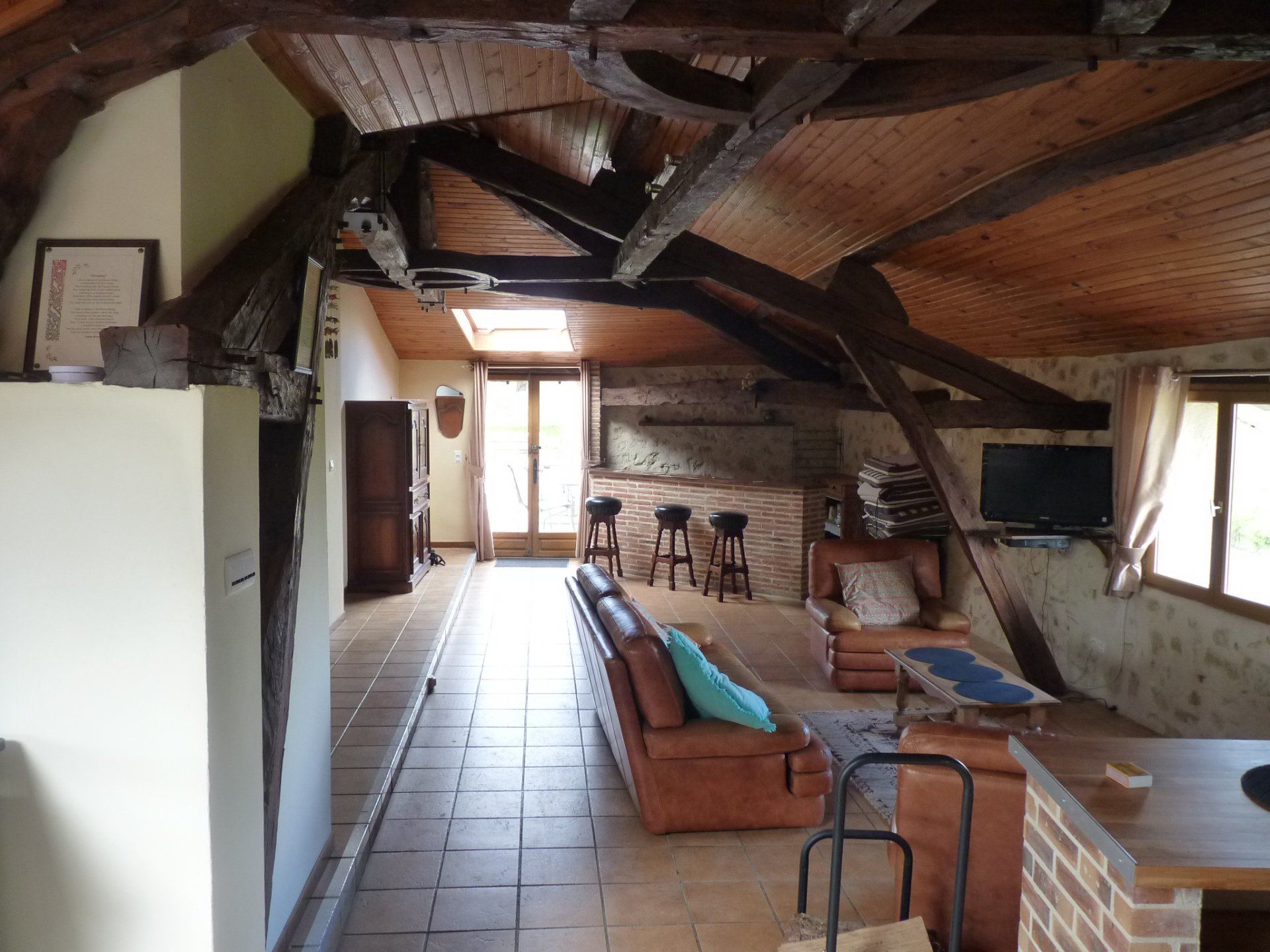 Saint Frajou Flat 3 rooms with acces to the swimming pool and garden