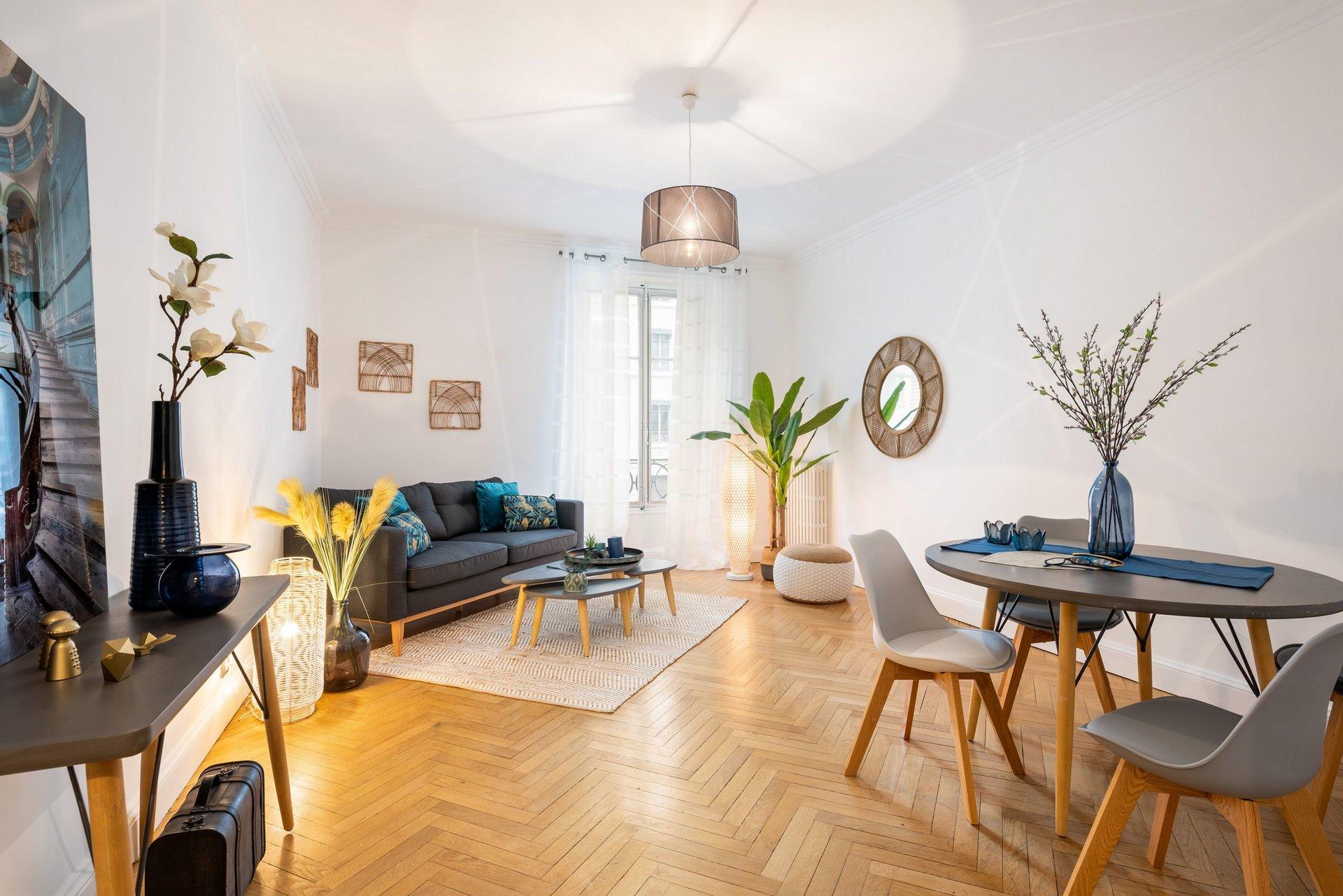 Achat Appartement Surface de 65.34 m², 3 pièces, Lyon 6ème (69006)