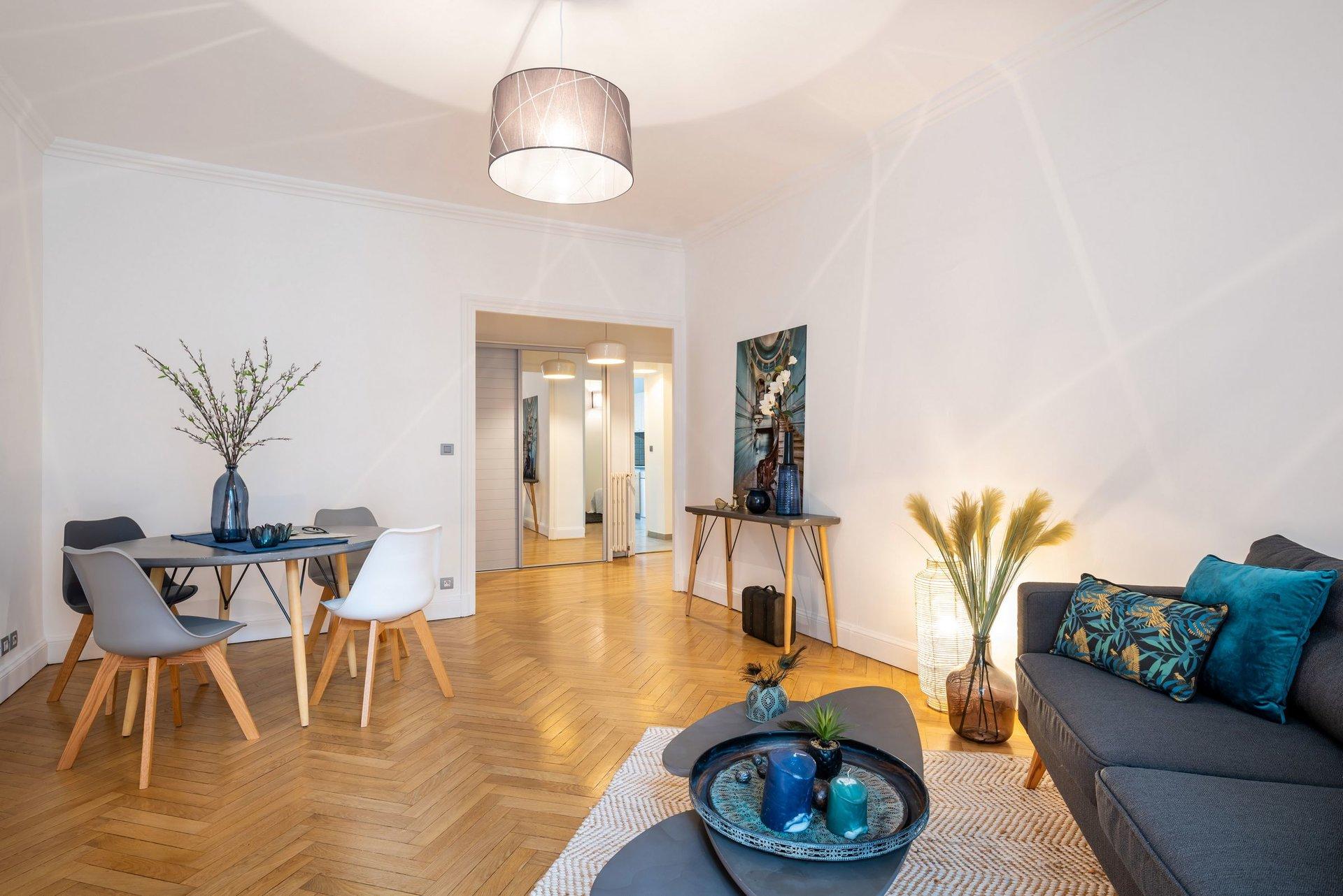 Achat Appartement, Surface de 65.34 m², 3 pièces, Lyon 6ème (69006)