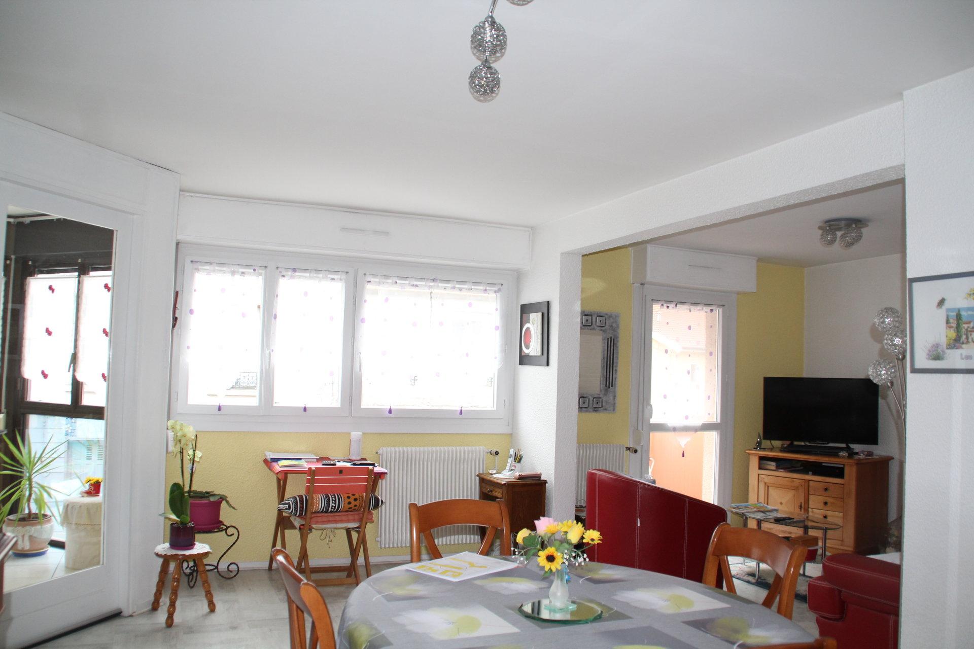 Appartement T5 de 113m² avec garage
