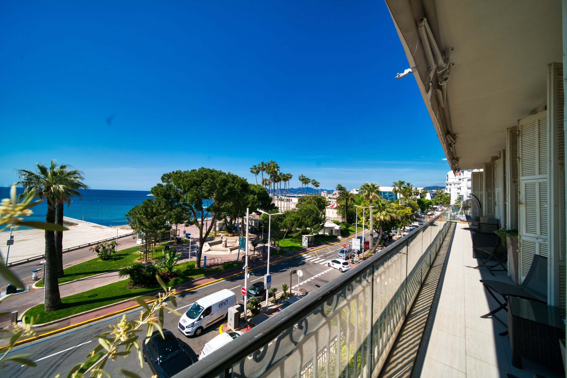 Vente appartement Cannes Californie