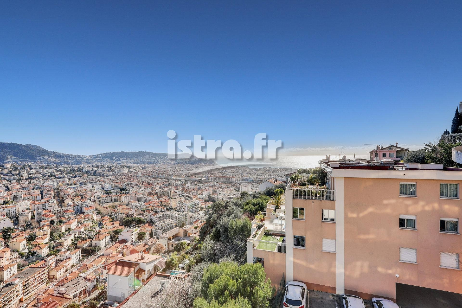 Nice Hills – Lovely apartment with terrace and sea view