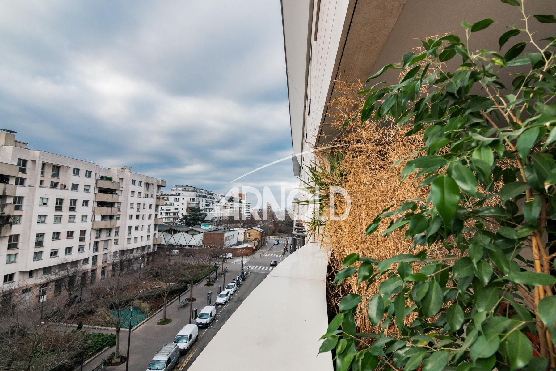 3 pièces avec terrasse + cave + parking