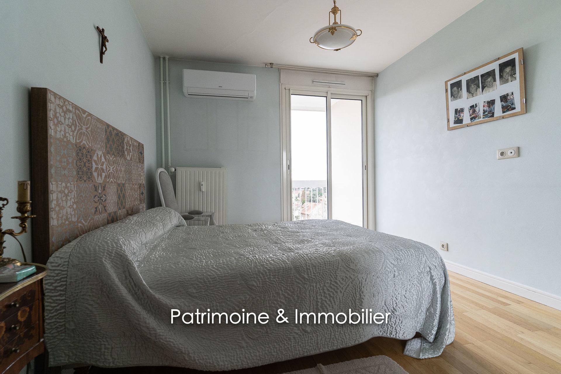 Caluire Le Vernay - T6 109 m2 avec grand balcon