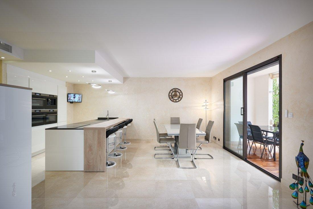 Appartement 4 pièces  grand luxe basse Californie