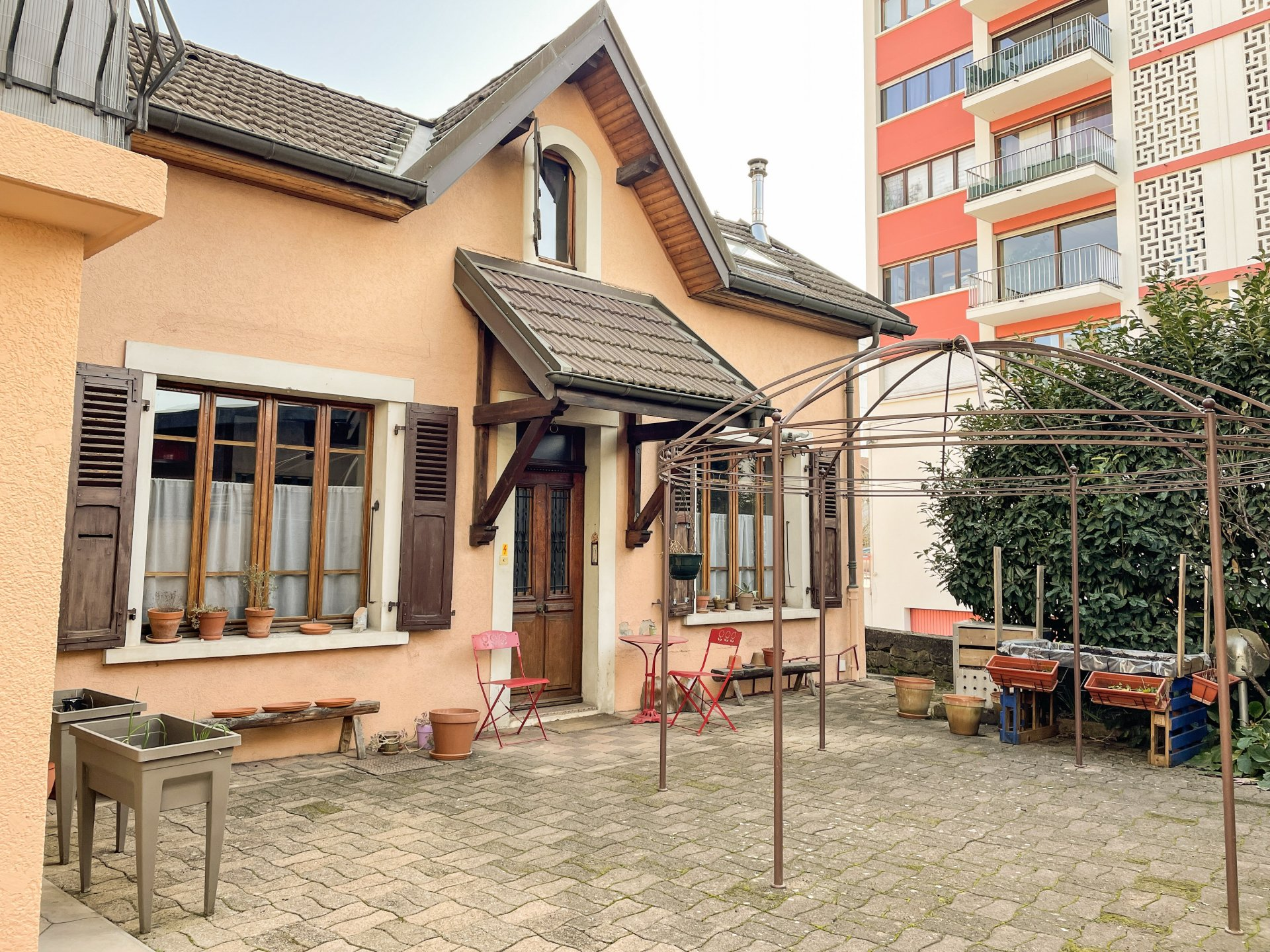 Maison de ville 59,68 m² avec terrasse SUD