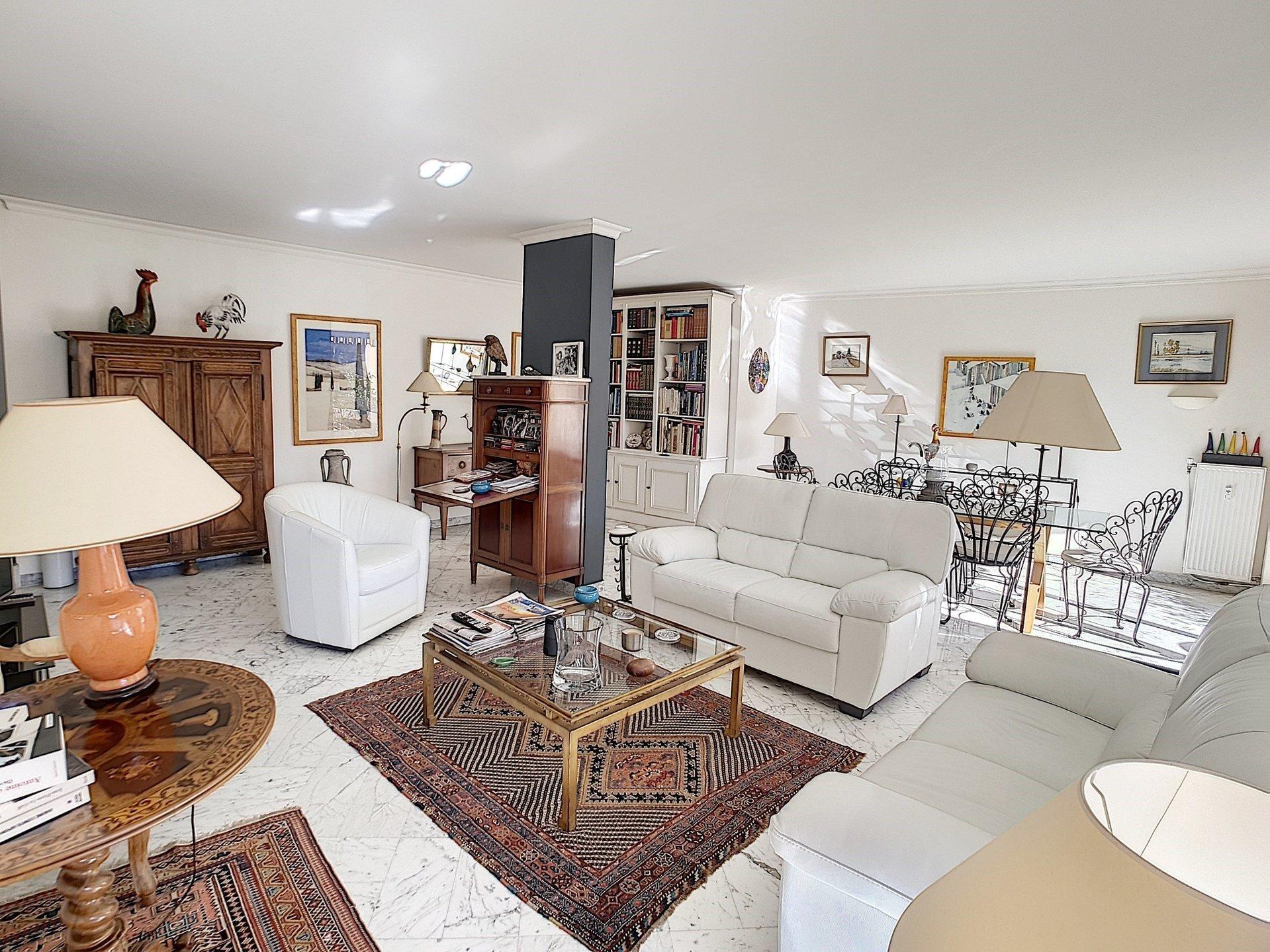 Duplex appartement-villa