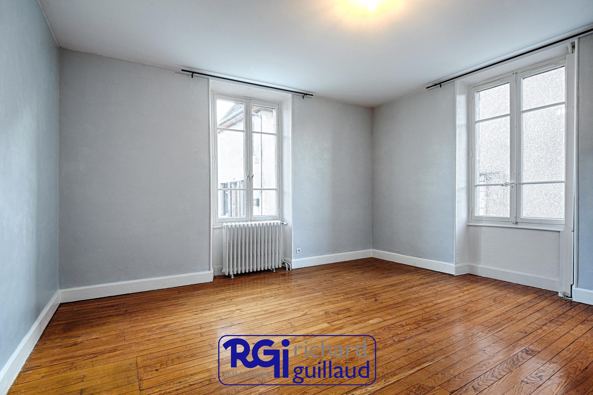Appartement sans travaux 3 chambres