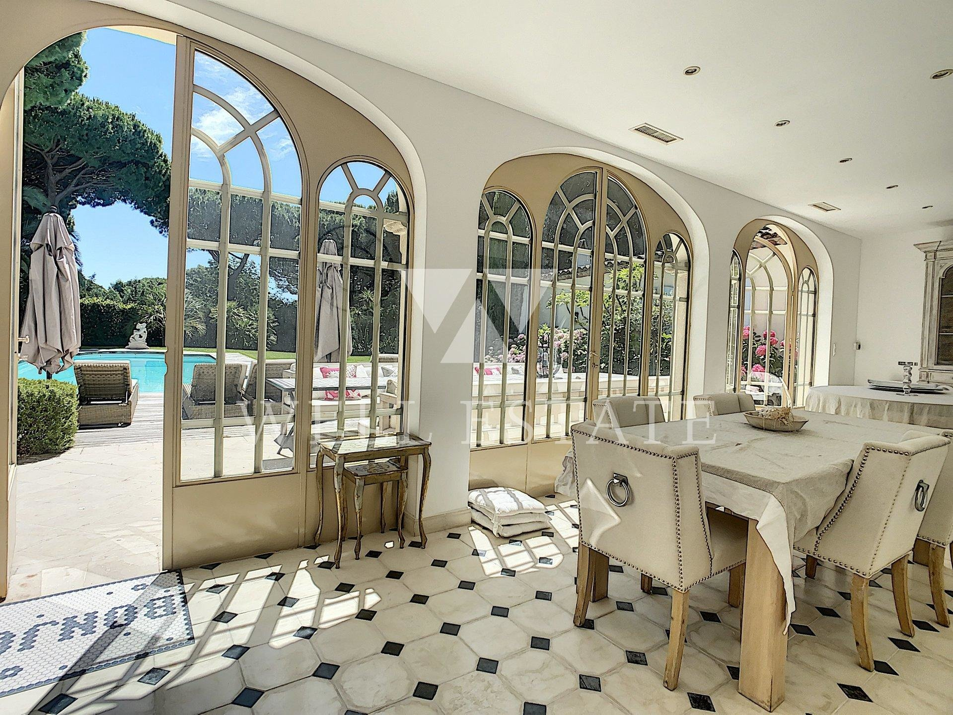 VILLA SAINT TROPEZ SECURED RESIDENTIAL SUBDIVISION 330M2 5 BEDROOMS SWIMMING POOL