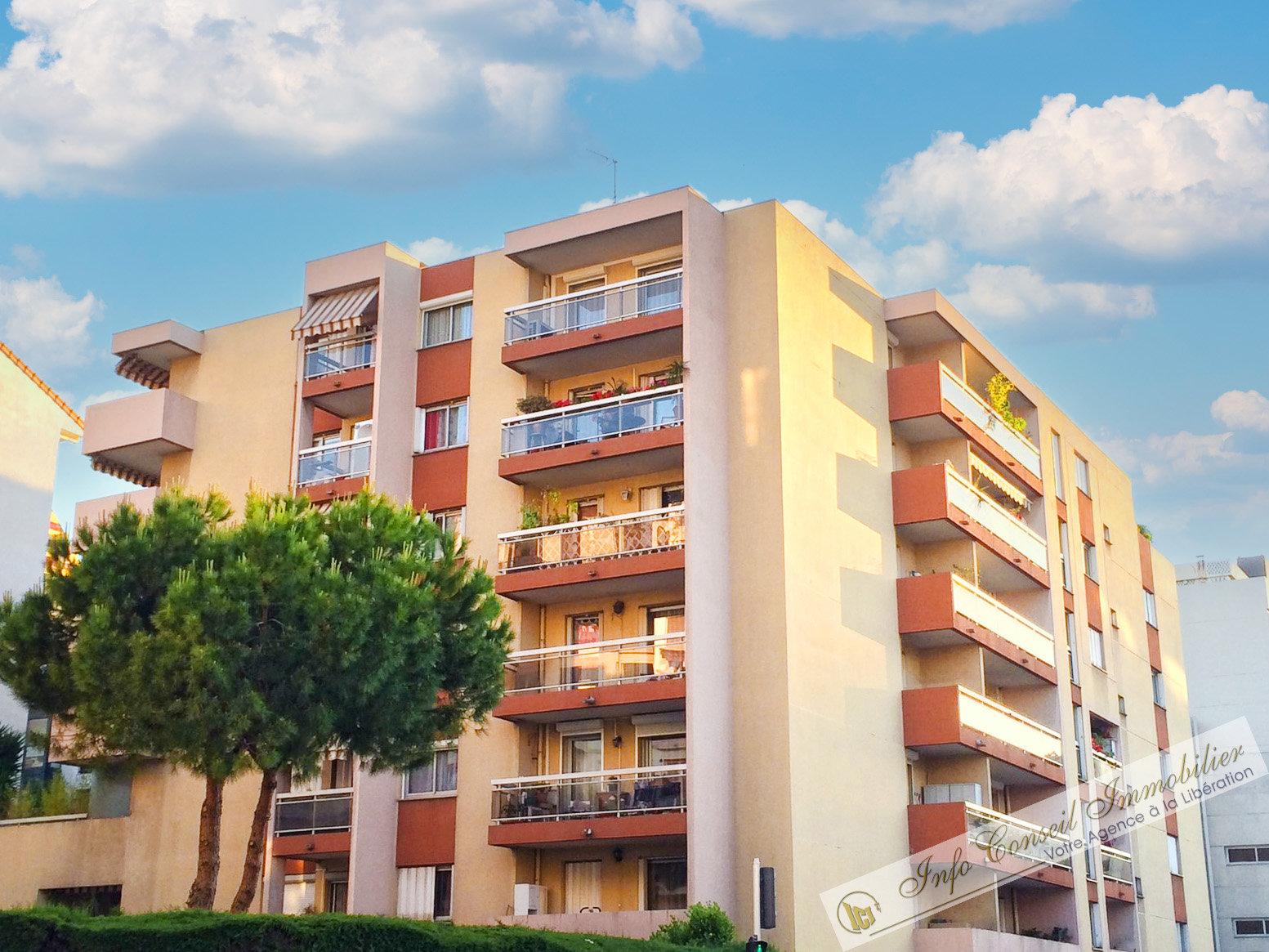 COEUR LIBÉRATION - 3P Terrasse - Refait à neuf, Meublé, équipé - Possibilité Garage - 265.000 €