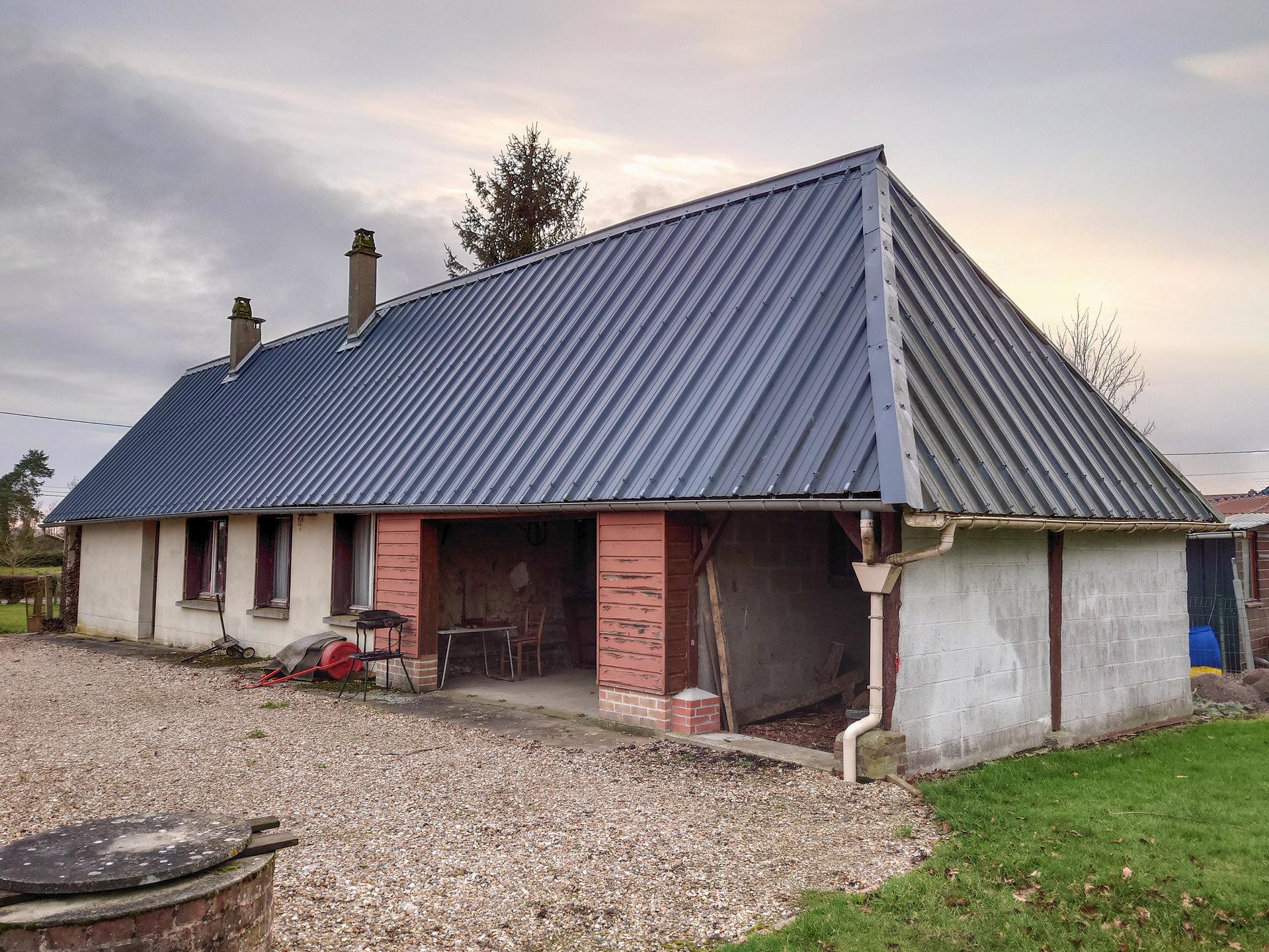 Maison avec dépendance Est de Rouen