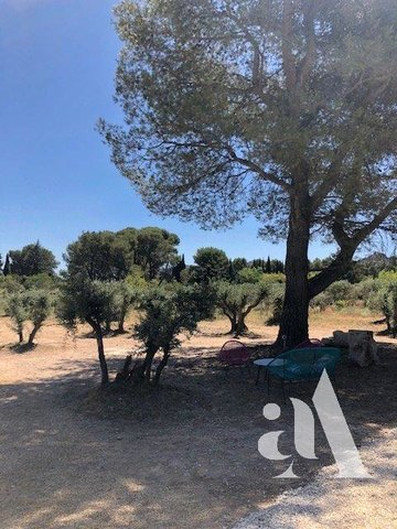 MAZET DES ALPILLES - SAINT-REMY DE PROVENCE - ALPILLES - 2 bedrooms - 4 peoples
