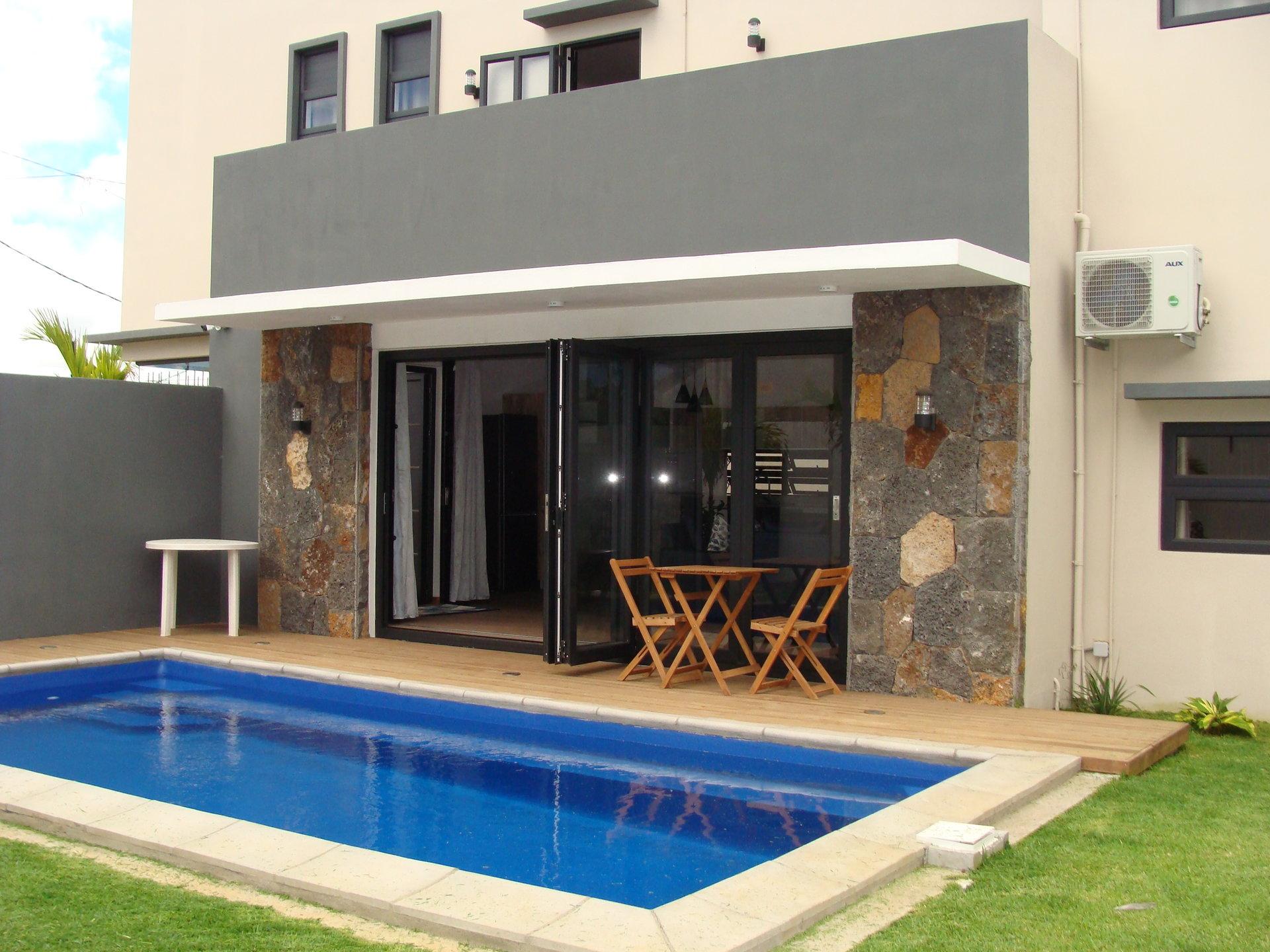 Brand new modern house