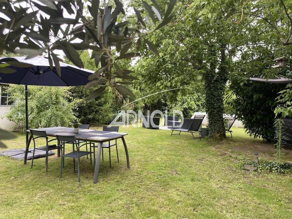 Belle maison ancienne 4 chambres avec jardin - Nantes Ouest,