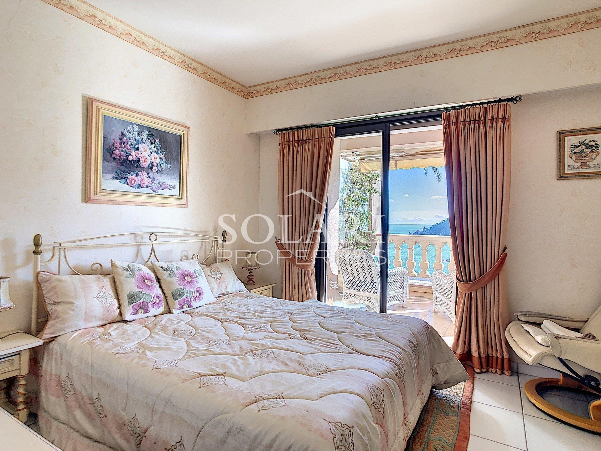 2 BEDROOMS APT WITH PANORAMIC SEA VIEW