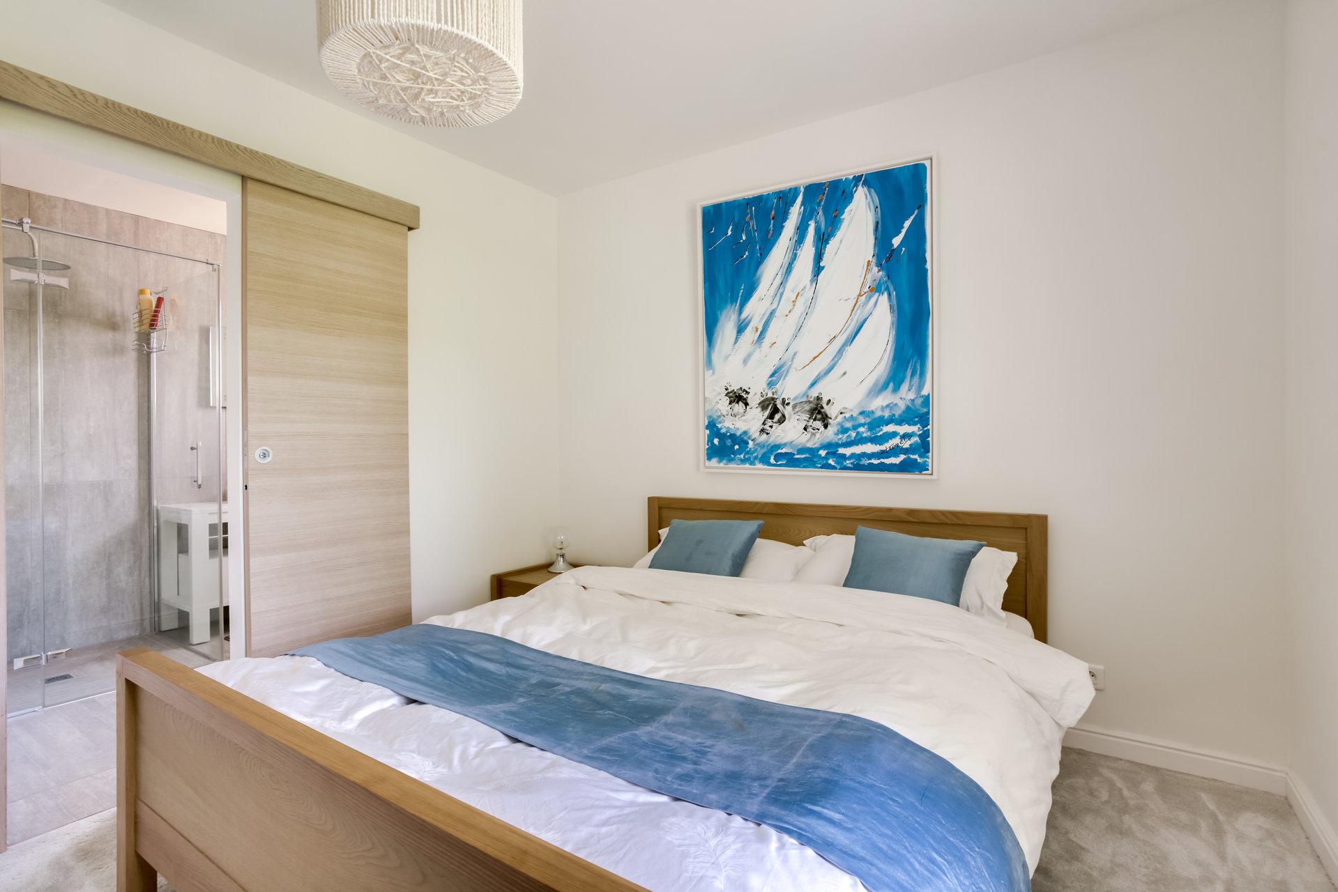 Exclusivité - Super Cannes - Belle villa de plain-pieds - vue Mer